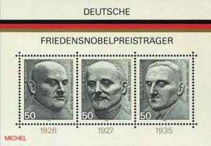 Deutschland 1975 Block 11 Briefmarken