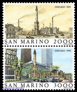 Chicago-Briefmarke1