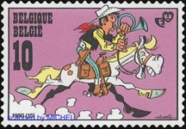 Lucky-Luke-Briefmarke1