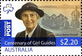 Olave-Baden-Powell-Briefmarke-2010