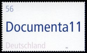 Briefmarke-Documenta11