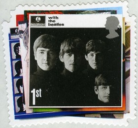 Beatles-Briefmarke1