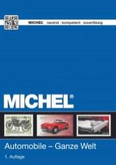 MICHEL Motivkatalog Automobile - Ganze Welt