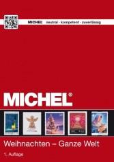 MICHEL Motivkatalog Weihnachten - Ganze Welt
