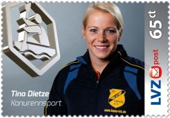 LVZ Post Olympia Tina Dietze-