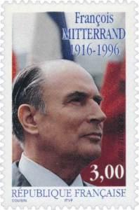 francois-mitterrand-briefmarke-frankreich