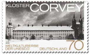 """""""Weltkulturerbe der UNESCO"""": Kloster Corvey"""