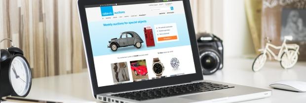 Catawiki ist die am schnellsten wachsende Online-Auktionsplattform in Europa