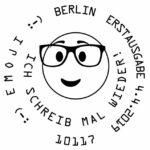 Stempel Berlin Emoji