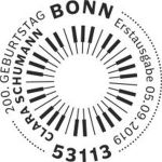 Stempel Bonn Clara Schumann