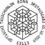 Stempel Bonn Optische Täuschung