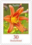 Briefmarke Deutschland Talglillie
