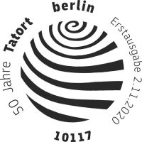 Stempel Berlin Tatort