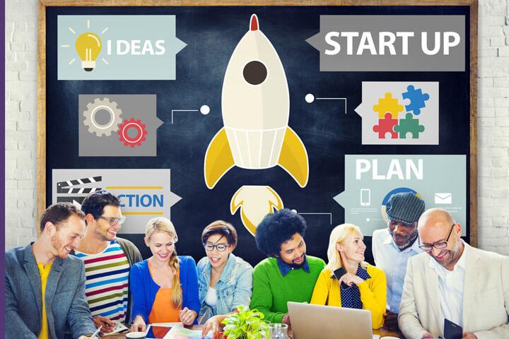 Gelungene Präsentation - How to think like a startup – von Loic Le Meur — deutsche-startups.de