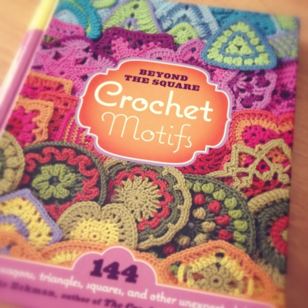 Crochet Book - Project 365 - Day 58