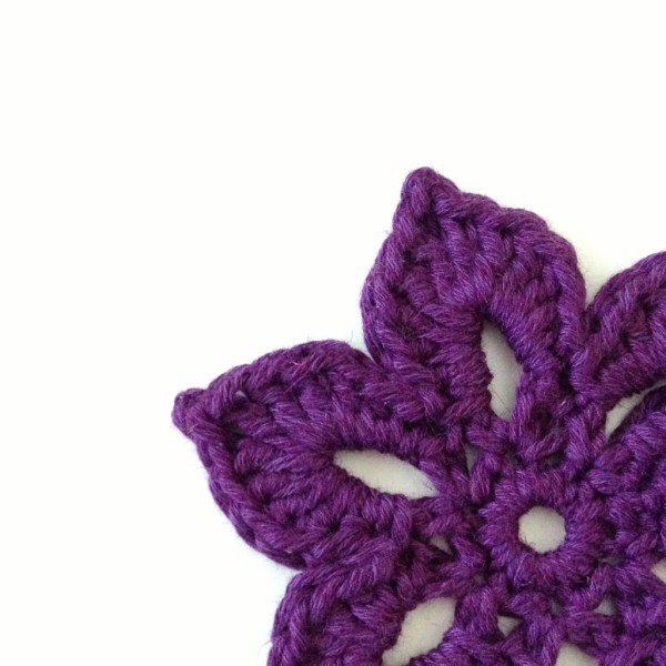 Crochet Motif Flower