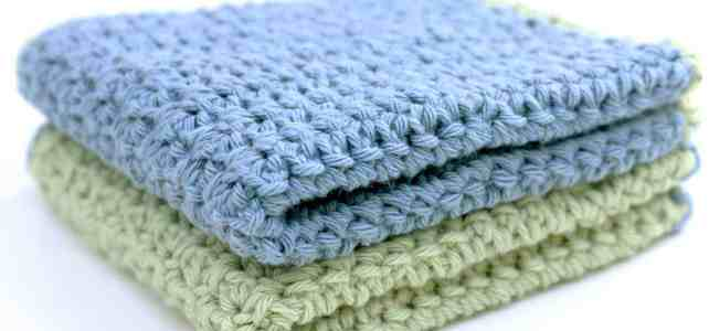 New Crochet Pattern Washcloth In My Etsy Shop: Textured Washcloth