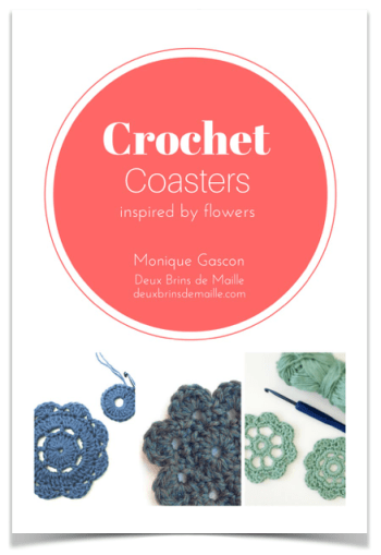 Crochet Coasters: Free eBook