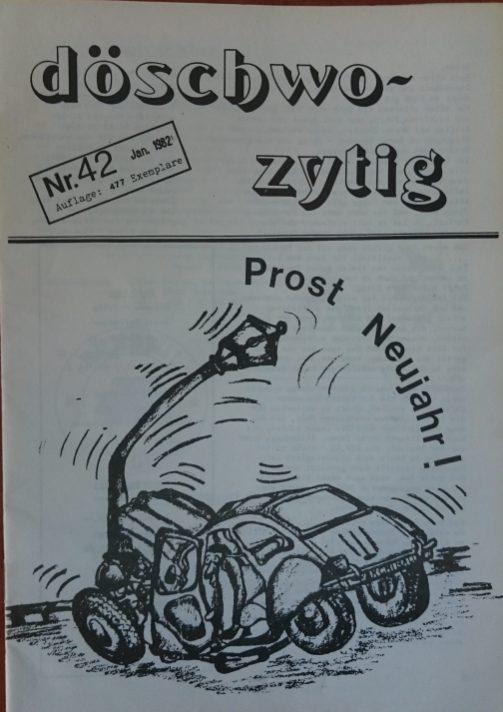 döschwo zytig 82