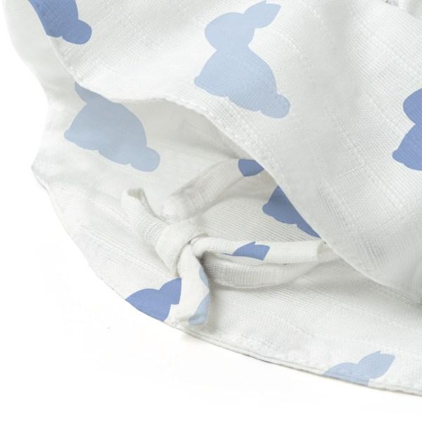 /bleu-lapin-muslin-bebek-sapkasi/4