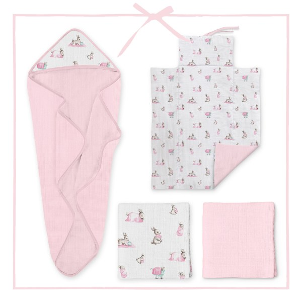 bebe-lapin-rose-yenidogan-hediye-seti