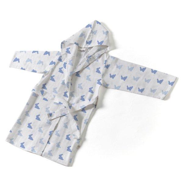 /bleu-lapin-muslin-bebek-bornoz/
