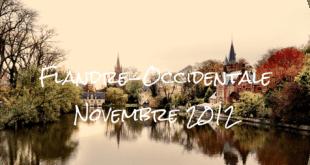 Deux parisiens en Flandre-Occidentale – Novembre 2012