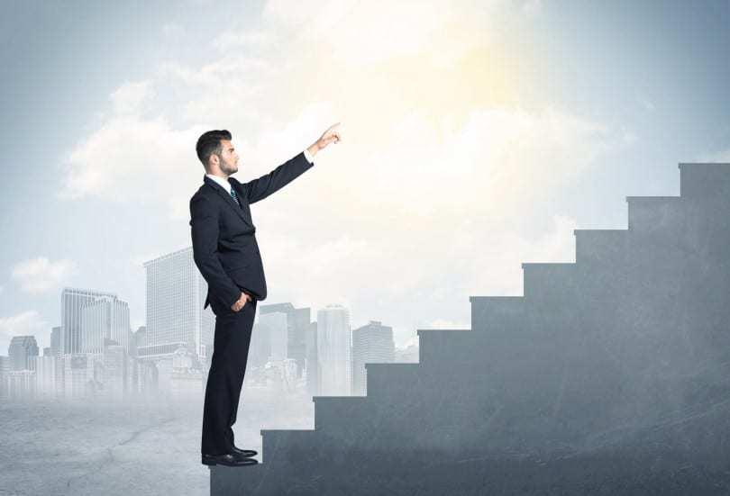 Fixez vous des objectifs et avancez pas à pas