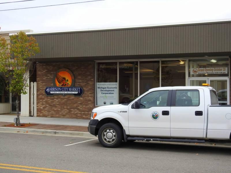 Community Kitchen & Incubator, City of Harrison