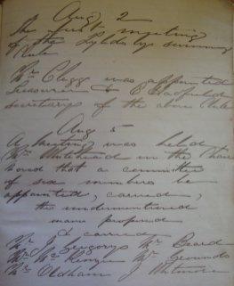 1876-08-02 Committee Meeting