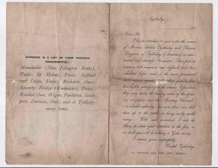 188_ Ralph Tyldesley letter