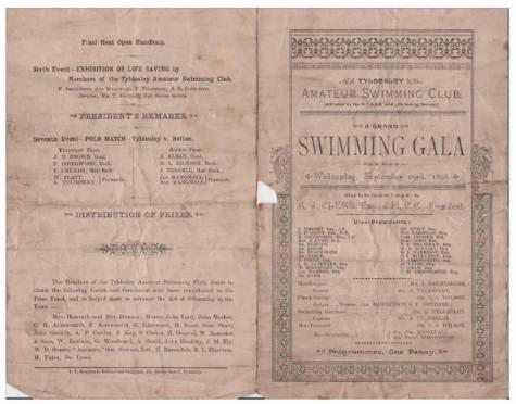 1896-9-23 Programme-1