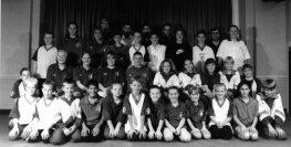 1996 Junior Swim Team