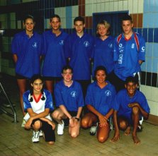 1999 National Age Group Swimmers