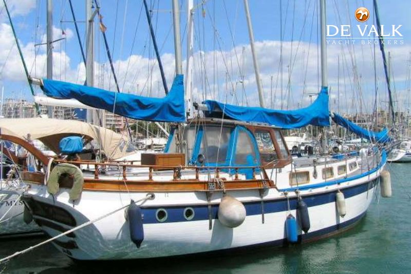 FORMOSA 51 KETCH Sailing Yacht For Sale De Valk Yacht Broker