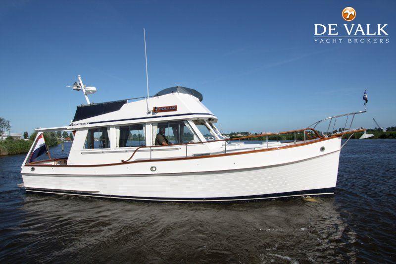 GRAND BANKS 36 SEDAN RIVIERA Motorboot Te Koop