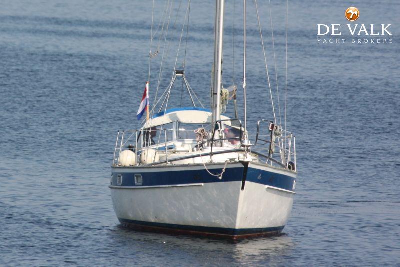 HALLBERG RASSY 312 MKI Sailing Yacht For Sale De Valk