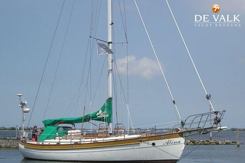 HANS CHRISTIAN 43T Sailing Yacht For Sale De Valk Yacht