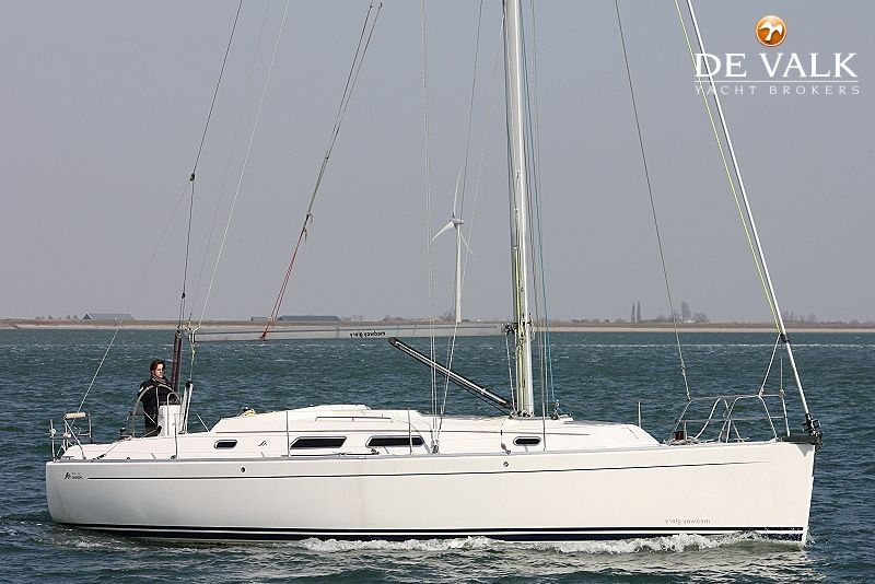 HANSE 370 Sailing Yacht For Sale De Valk Yacht Broker