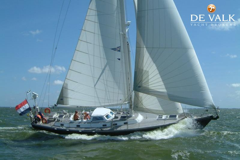 KOOPMANS 56 Sailing Yacht For Sale De Valk Yacht Broker