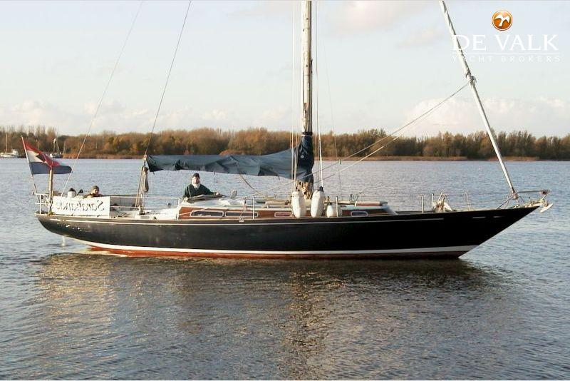 NICHOLSON 43 Sailing Yacht For Sale De Valk Yacht Broker