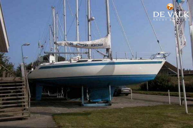 SWEDEN YACHTS 36 Sailing Yacht For Sale De Valk Yacht Broker