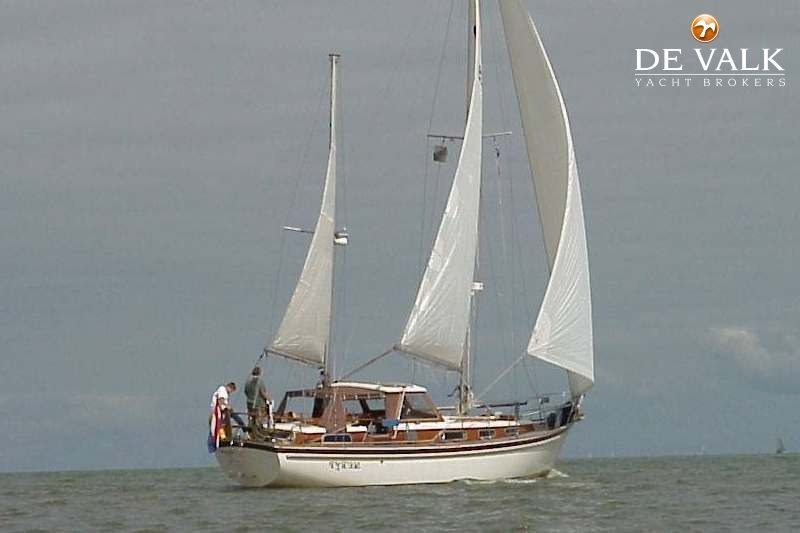 VILM II Sailing Yacht For Sale De Valk Yacht Broker