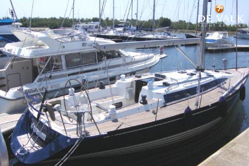 X 412 MK IIIVERKOCHT Sailing Yacht For Sale De Valk