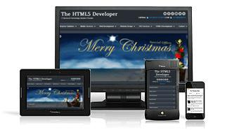 HTML5 Responsive Website/Mobile Themes Designing & Development
