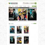Moviexpose blogger template