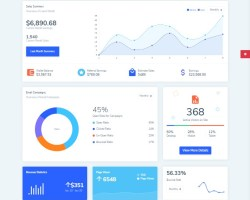 xtreme react admin template