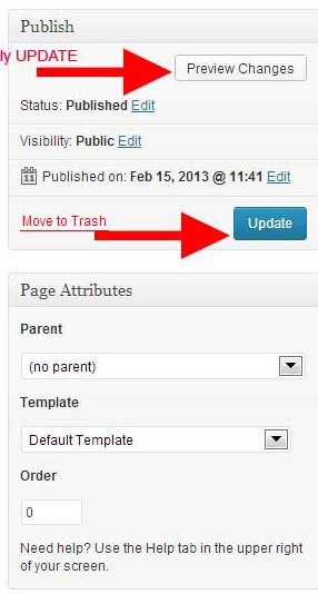 Wordpress-how-to-edit-content-in-click-publish