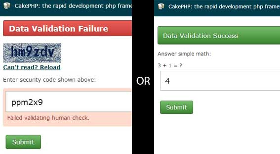 Captcha-Component-for-CakePHP-2.x