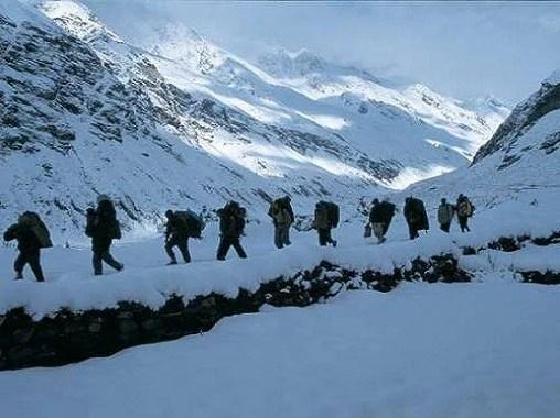 munsiyari trekking